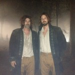 Doubling Ichabod Crane fighting Ichabod Crane. With John Gilbert